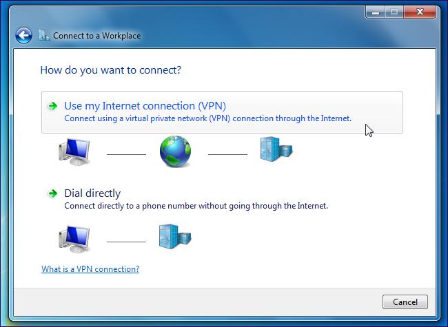 چگونگی برقراری اتصال VPN کریو
